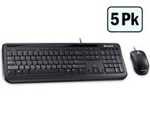 Kit Microsoft Wired Desktop 400 Teclado USB